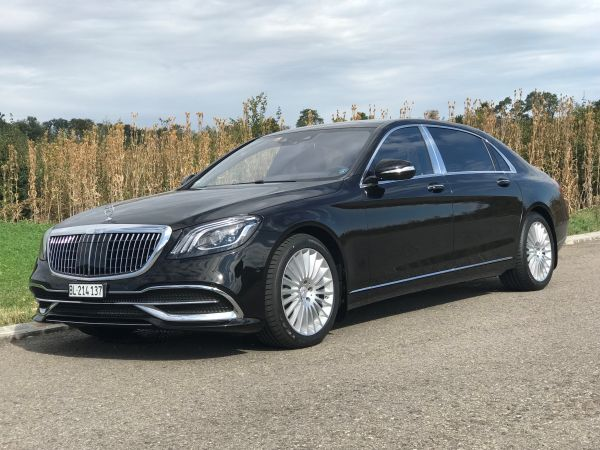 New Mercedes Maybach