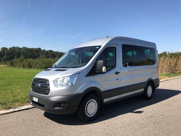 Ford Transit 12 Plätze