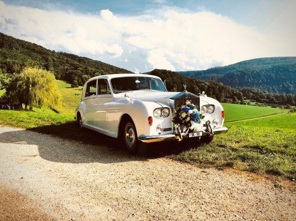 Rolls Royce Phantom V. 1967